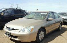 Honda Accord Ex 2005 for sale