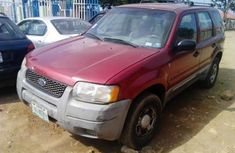 2002 Ford Escape for sale in Lagos