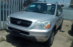 Honda Pilot 2004 Petrol Automatic Grey/Silver for sale