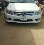 Almost brand new Mercedes-Benz C350 Petrol 2008