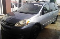 Toyota Sienna 2005 Petrol Automatic for sale