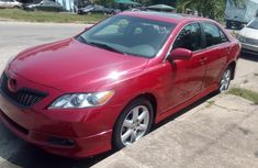 Toyota Camry 2009 Petrol Automatic Red