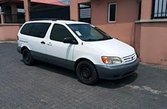 Toyota Sienna 2002 Automatic Petrol ₦1,700,000
