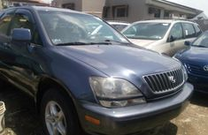 Lexus RX 2000 Petrol Automatic Blue for sale