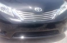2012 Toyota Sienna Automatic Petrol well maintained
