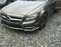 Almost brand new Mercedes-Benz CLS Petrol 2012