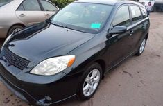 Almost brand new Toyota Matrix Petrol 2006
