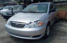 2006 Toyota Corolla Petrol Automatic