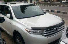 Good used Toyota Highlander 2013 for sale