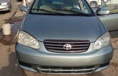 Good used Toyota Corolla 2003 for sale