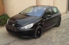 Neat 2002 PeugEOt  307 for sale