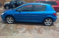 Neat 2003 PeugEOT   307 for sale