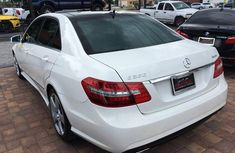 Mercedes Benz E350 2010 for sale