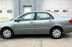 Toyota Corolla sport 2004 for sale