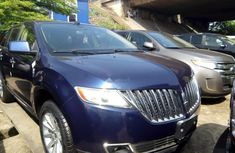 Almost brand new Lincoln MKX Petrol 2012