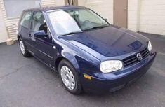 2002 Volkswagen Golf for sale