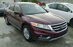 Honda Accord  CROSSTOUR 2014 Red for sale