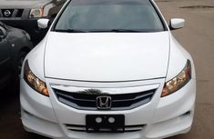 Clean tokunbo Honda Accord 2009 for sale
