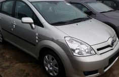 2006 Toyota Verso Automatic Petrol well maintained