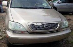 Lexus RX 2003 Automatic Petrol ₦2,500,000