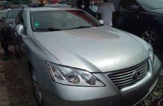 Lexus ES 2008 Petrol Automatic Grey/Silver for sale