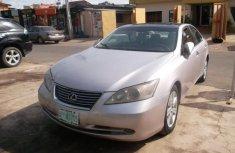 Lexus ES 2010 Petrol Automatic Grey/Silver for sale