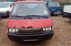 Toyota Lite-Ace 1999 Petrol Manual Red