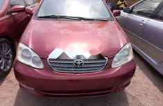 2003 Toyota Corolla Petrol Automatic for sale