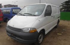 Almost brand new Toyota HiAce Petrol 2000
