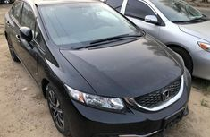 2015 Honda Civic Petrol Automatic for sale
