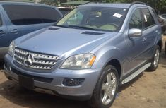 2009 Mercedes-benz ML350 4matic Tokunbo FOR SALE