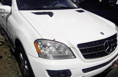 Mercedes-Benz ML 500 2006 Automatic Petrol ₦4,300,000