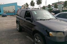 Ford Escape 2006 Black For Sale
