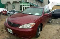 Toyota Camry 2002 Red For Sale