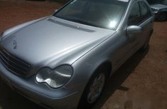 Mercedes Benz C180 2006 Silver for sale