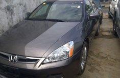 2006 Honda Accord Grey for sale