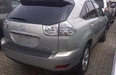 Clean Lexus Rx330 2005 Grey for sale