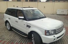 Land Rover Sport 2006 white for sale