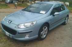 Peugeot 407 2007 for sale very sharp