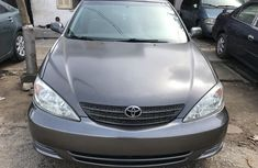 2004 Toyota Camry for sale gray