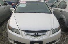 2006 Acura TL white for sale
