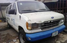 Ford Econoline 1995 Petrol Manual White for sale