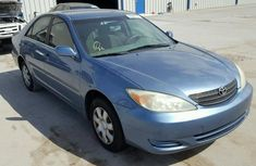 2004 camry manual transmission