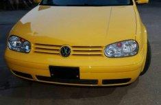 Volkswagen Golf4 2002 for sale