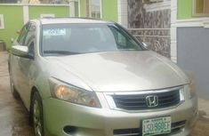 Neatly used tokunbo Honda Accord 2010 model available for sale