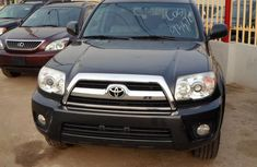 Certified Tokunbo 2008 Toyota 4-Runner 4x4..FOR SALE