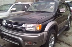 Tokunbo 2002 Toyota 4runner Limited - FOR SALE