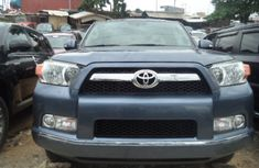Super Clean Tokunbo 2010 Toyota 4Runner FOR SALE