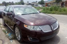 Lincoln MKS 2011 Automatic Petrol ₦7,000,000