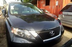 Almost brand new Lexus RX Petrol 2011